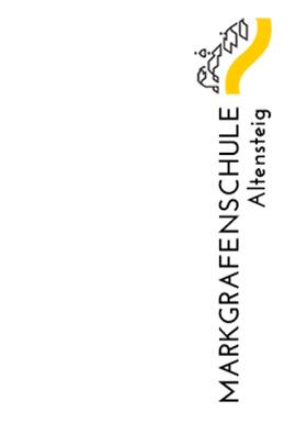 Logo für die Markgrafenschule