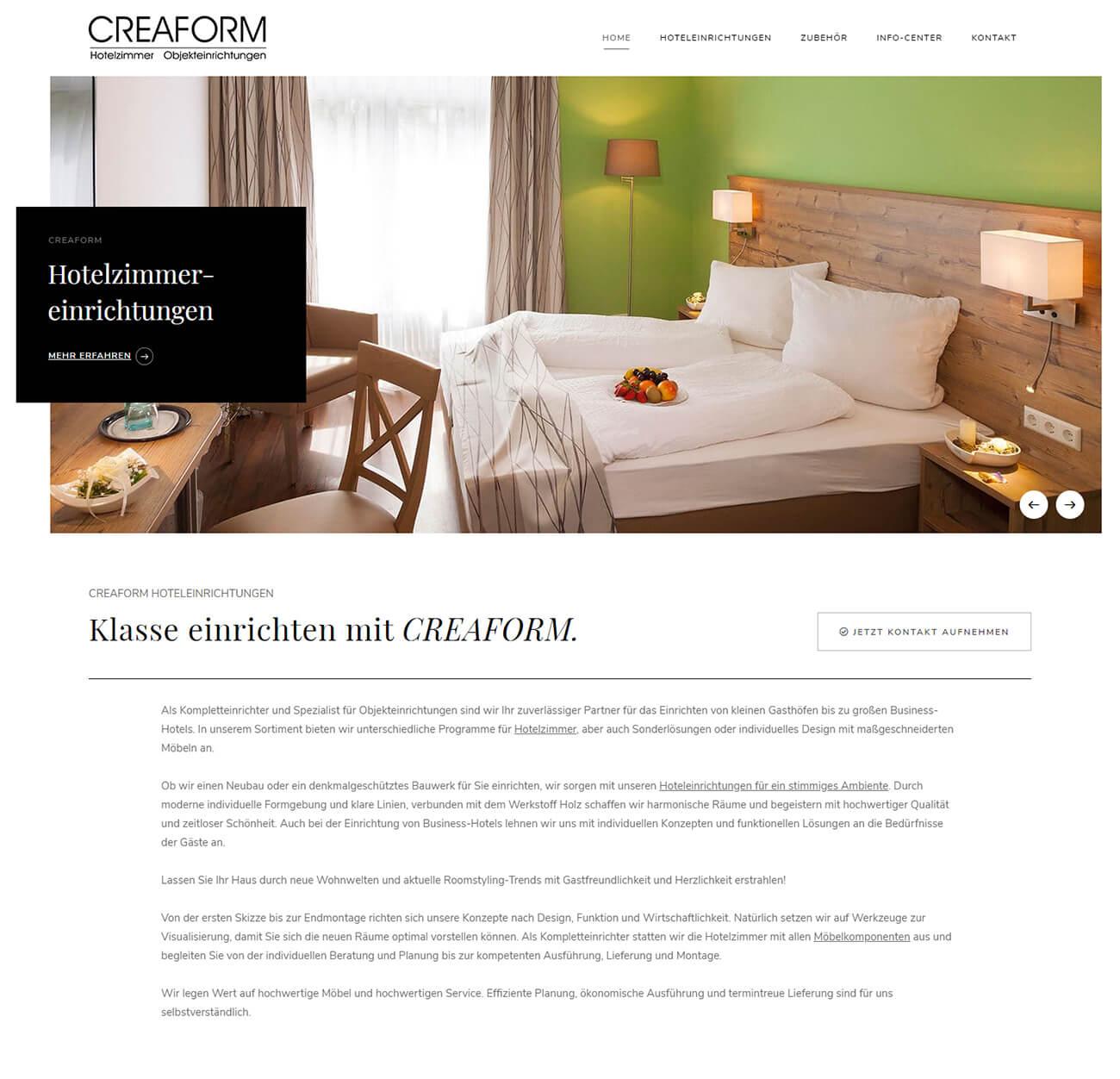 Referenz Hotelmöbelhersteller
